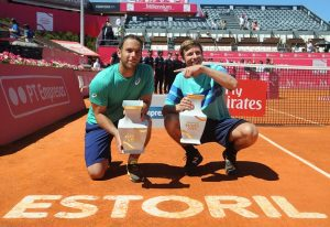 Eric Butorac and Scott Lipsky (photo: Estoril Open)