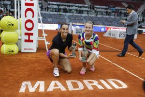 Doubles champions: Mladenovic and Garcia (photo: MMO)
