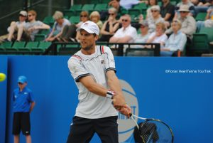 Andreas Seppi will either face Kevin Anderson or Steve Johnson in the semis