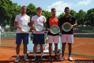 Doubles ceremony in Fürth
