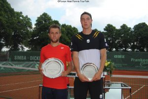 Radu Albot and Jan-Lennard Struff