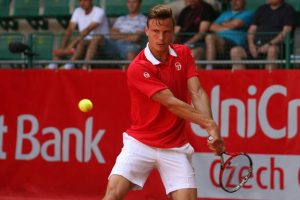 Marton Fucsovics (photo: Uni Credit Czech Open)