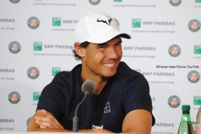 As 2018 French Open Begins, Nadal Is A Champion Who's Turned Clay-Court Tennis Into His Own Sport