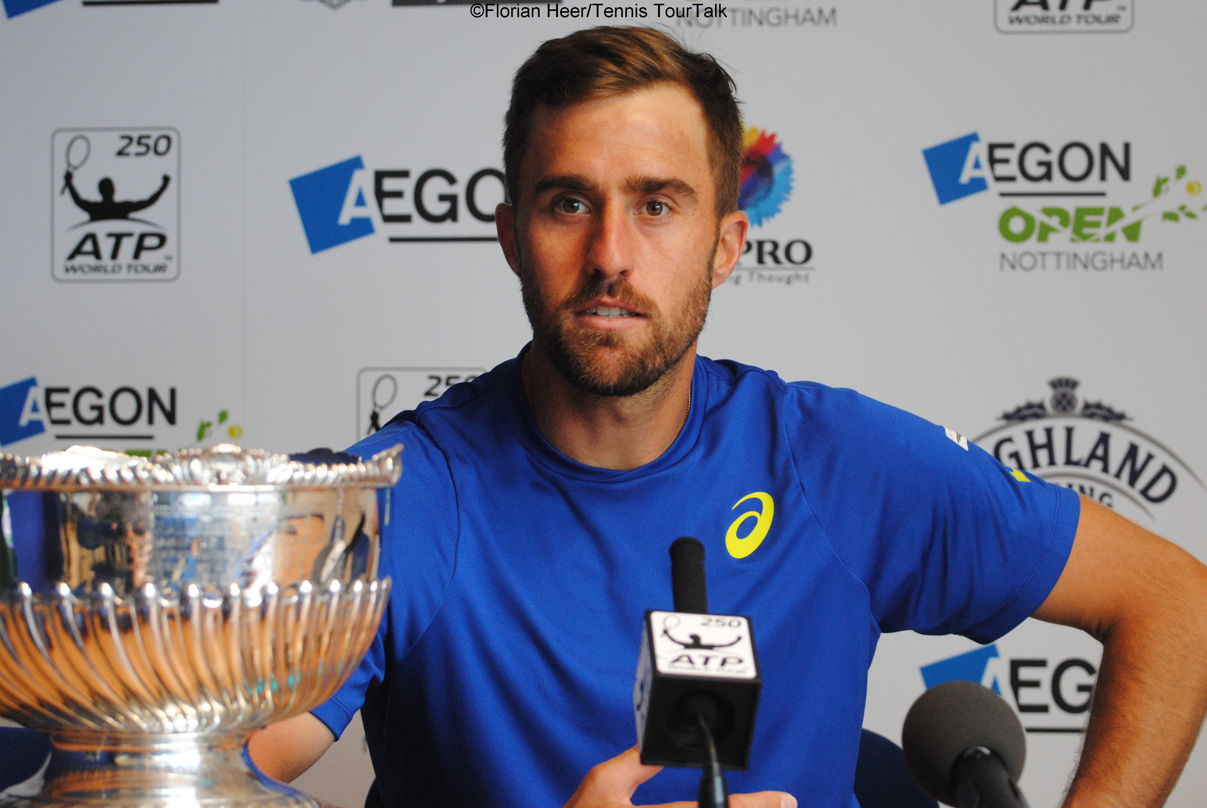 Steve Johnson 3 Tennis TourTalk