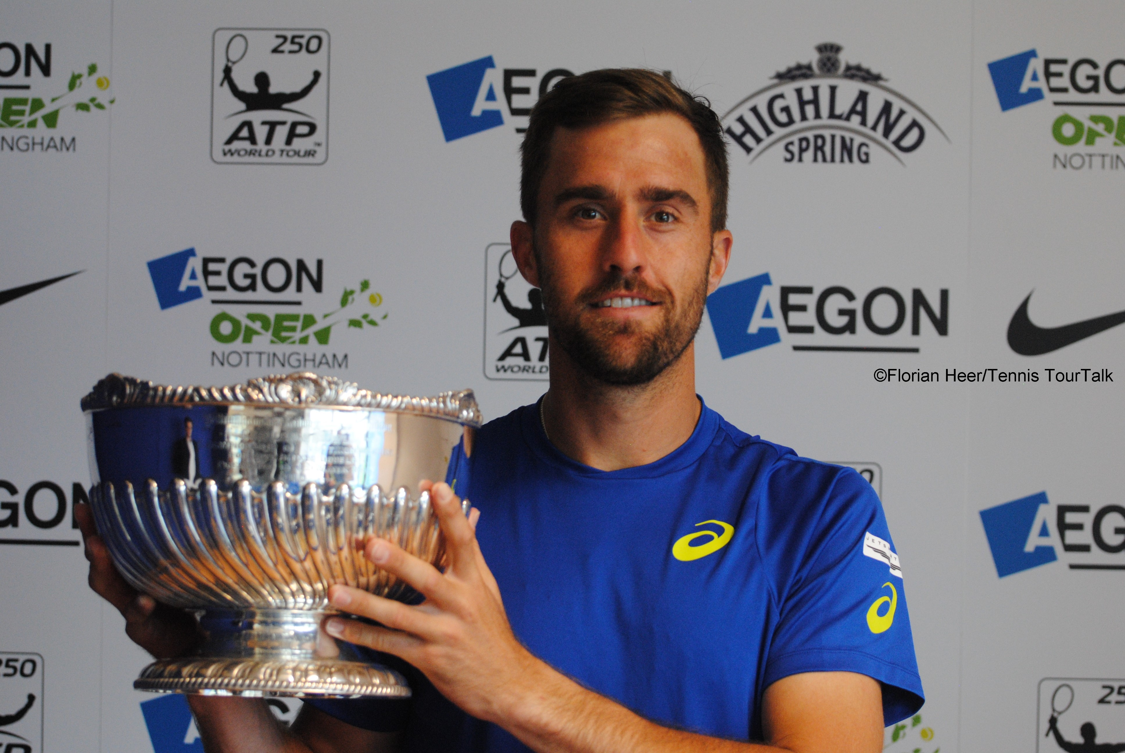Steve Johnson 4 Tennis TourTalk