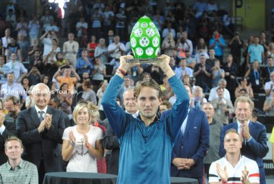 Pouille Claims Maiden Crown In Metz