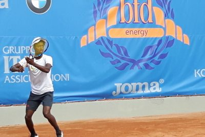 Mikael Ymer Into First Challenger Quarterfinal
