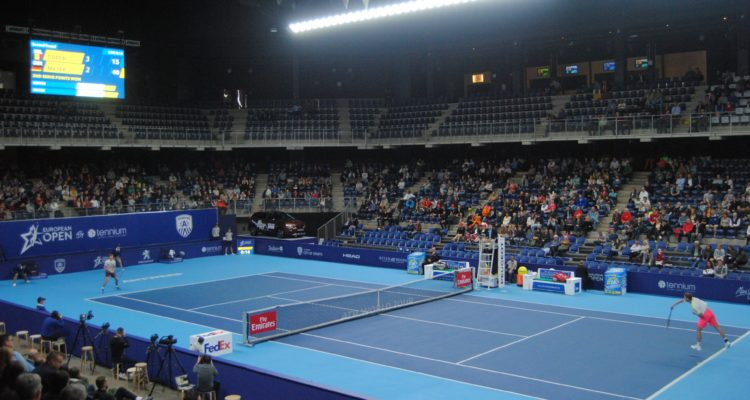 Center Court Antwerp