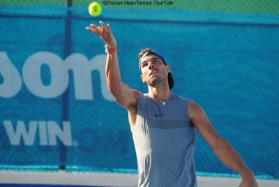 Nadal Qualifies For 2018 Nitto ATP Finals