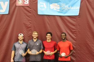 Doubles finalists Tallahassee