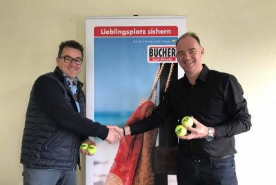 ATP Challenger Meerbusch Announces Partnership With Bucher Reisen