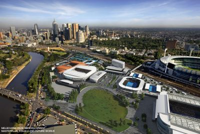 Melbourne Park To Remain Ultimate Sporting And Entertainment Precinct