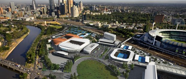 Melbourne Park To Remain Ultimate Sporting And Entertainment