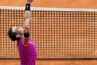Nadal Wins 10th Monte-Carlo Crown