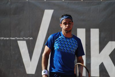 Kicker Fined And Suspended For Tennis Match-Fixing Offences