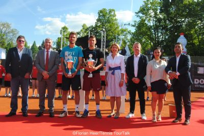 ATP Challenger Heilbronn 2017 – Photo Gallery