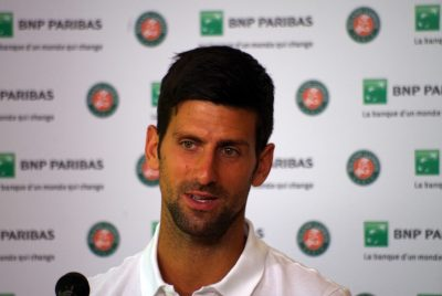"Djokovic Arrives At Roland Garros: ""It Feels Like A New Chapter!"""