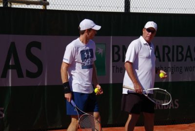 Murray And Lendl Part Company Again