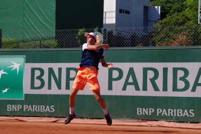 Tsitsipas Qualifies For Roland Garros Main Draw