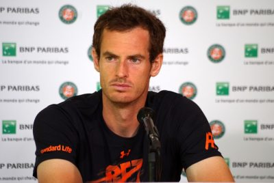 Murray Opens French Open Campaign Against Kuznetsov