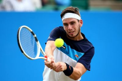 Norrie Gets Wild Card Into Fever-Tree Championships