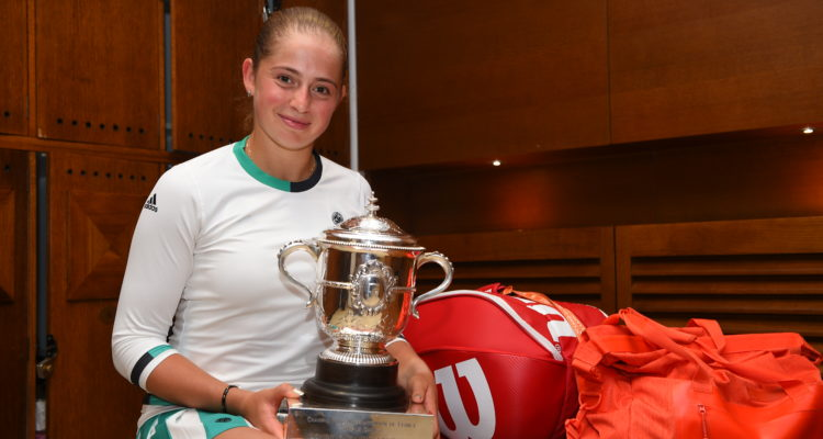 Ostapenko French Open