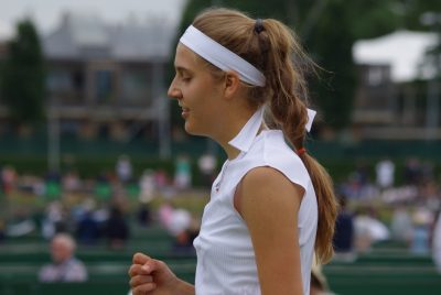 Lottner Advances To Second Round Of Wimbledon Qualifying