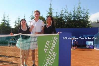 Stebe Lifts First Trophy In Four Years, Winning Poprad-Tatry Challenger