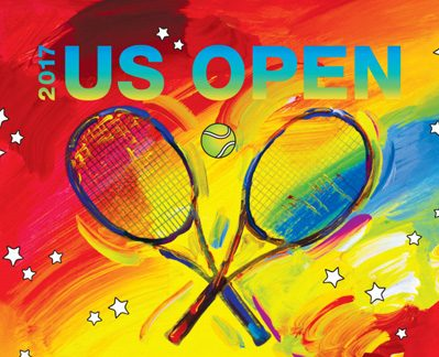 US Open Peter Max