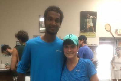 Ramanathan Falls In Opening Round At Binghamton Challenger