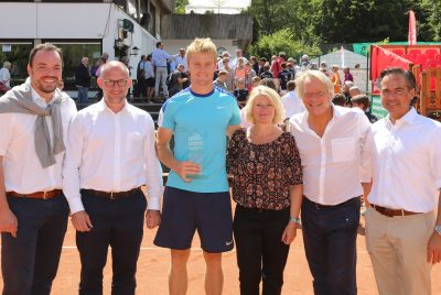 Zopp Returns To Winners' Circle With ITF Kassel Title