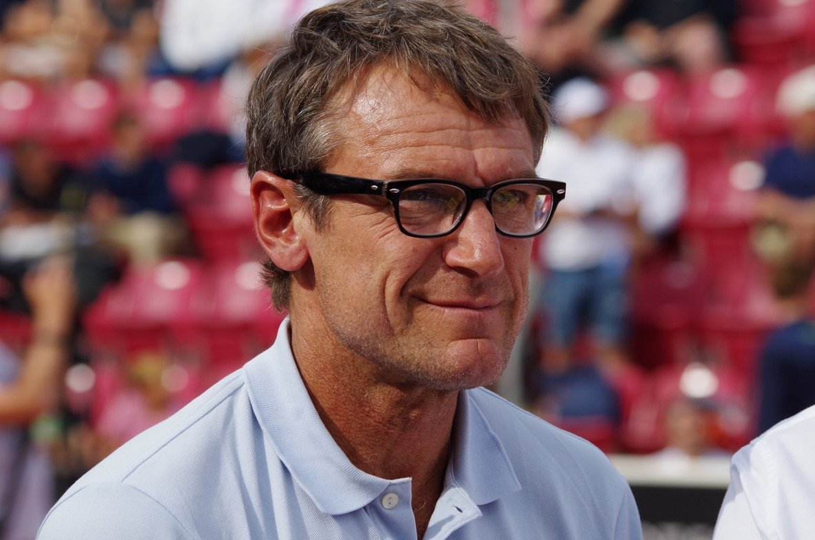 Mats Wilander Tennis TourTalk