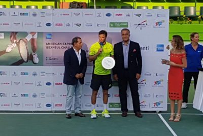 Jaziri Defends Istanbul Challenger Title