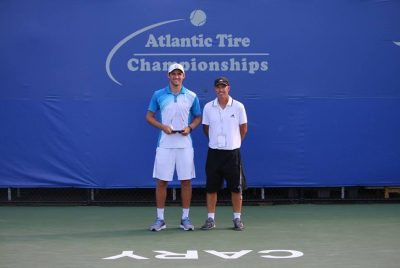King Claims Maiden Challenger Title At Cary Tennis Park