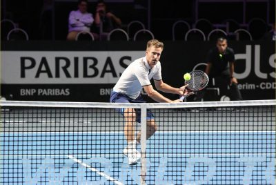 Gojowczyk To Face Zverev In All-German-Semis In Metz