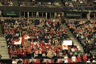 Canada To Face Croatia In Davis Cup, And Romania In Fed Cup