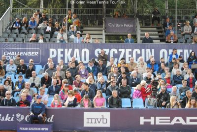 ATP Challenger Szczecin 2017 – Photo Gallery