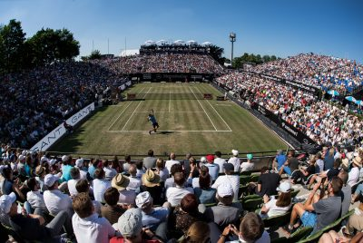 Tickets For 2018 MercedesCup Go On Sale On Sunday