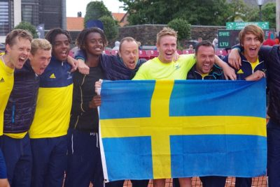 Sweden Promoted To Davis Cup Group I Europe