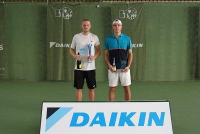 Kern Wins Daikin Open