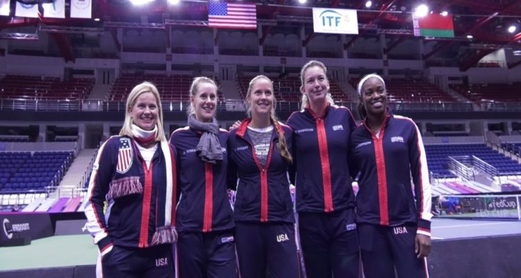 US Fed Cup