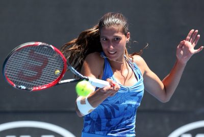 Fourlis Wins Australian Open 2018 Wildcard