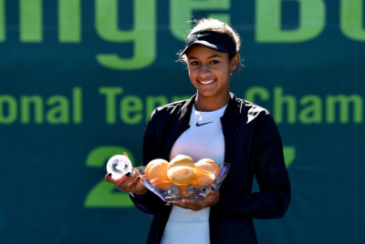 Whitney Osuigwe Wins Orange Bowl Title To Cap Prolific 2017