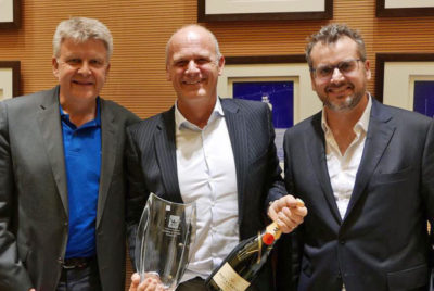 Vienna Tournament Receives ATP Award Of Excellence
