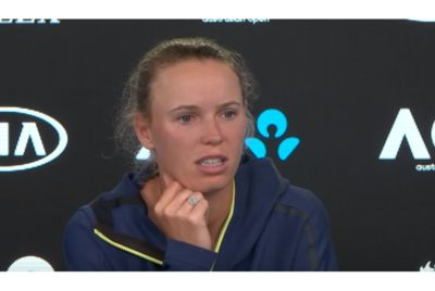 Major Comebacks: Wozniacki, Mertens Show It's How You Finish A Match That Counts The Most