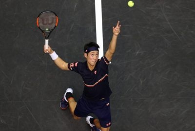 Nishikori To Face Anderson In New York Open Semis