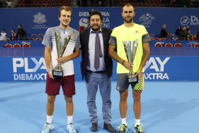Basic Takes Maiden ATP World Tour Title In Sofia