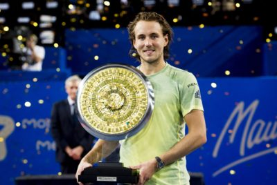 Pouille Wins Open Sud De France