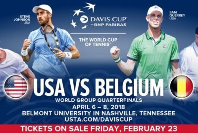 Belmont University Nashville To Host Davis Cup Quarterfinal