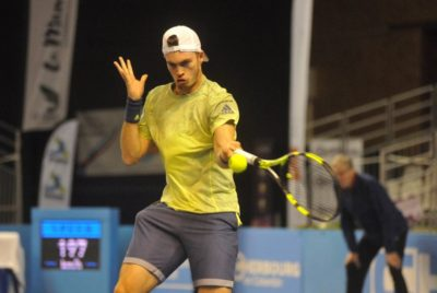 Marterer To Face Lestienne For Cherbourg Challenger Title
